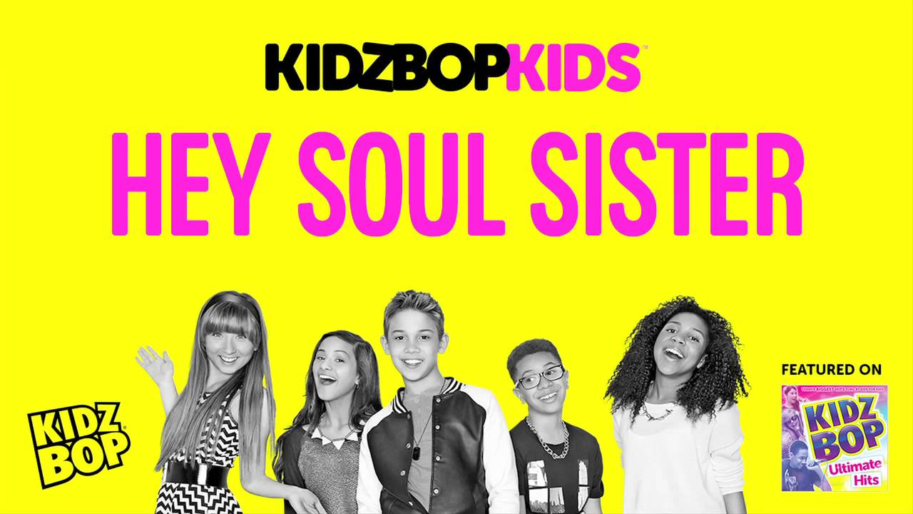 2a328839 KIDZ BOP Kids - Hey, Soul Sister (KIDZ BOP Ultimate Hits) - YouTube