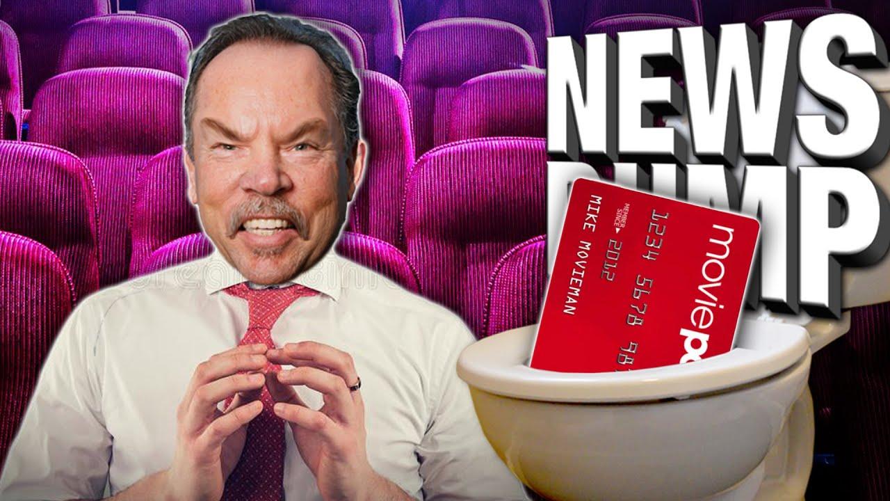 Somehow, MoviePass Got Worse: Diabolical Tactics Uncovered! - News Dump