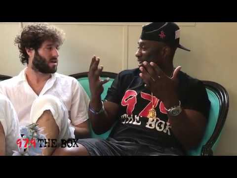 Lil DIcky Talks Freak Friday And How He Became A Rapper