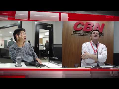 Entrevista CBN Campo Grande: Celso Higa