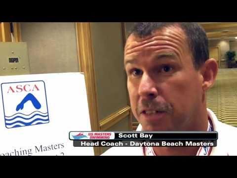 USMS & ASCA Coach Certification