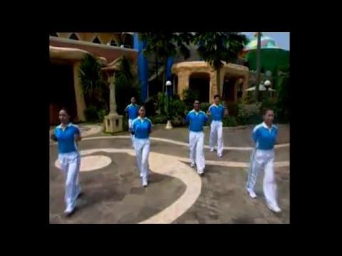Senam Indonesia Sehat Gerakan Inti [Official Music Video]