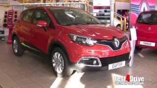 [Тест-драйв] Спорная машина - Renault Captur