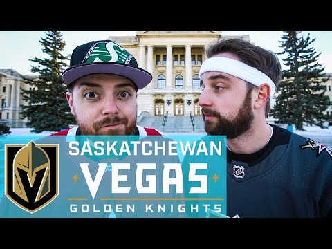 Introducing The Saskatchewan Vegas Golden Knights