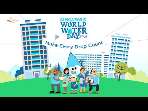 SG World Water Day 2018: Highlights