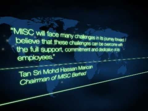 MISC Berhad Management Forum (2008) Launch