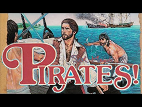 Let's Play Sid Meier's Pirates! (Part 1)
