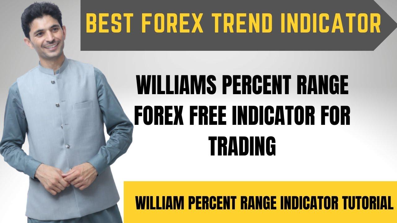 Williams Percent Range Trading Indicator Best Forex Trend Mt4