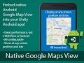 Google Maps View Unity Plugin v1.0