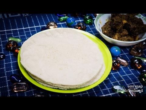 চালের আটার রুটি | Bangladeshi Chaler Atta Ruti Recipe | চালের আটা ২য় পর্ব | Rice Flour