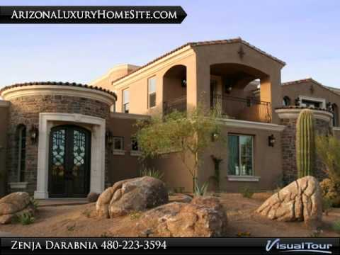 Arizona Luxury Homes   Arizona Mansions   Luxury Real Estate In Arizona    YouTube