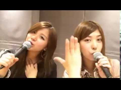 Booing!!! SHOWROOMカラオケ配信 [さくらサンキュー][Don't think,Feel!!!](Idoling!!!)