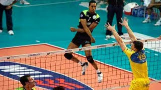 Baixar Legend of Volleyball: Leonel Marshall | Monster Jump | SPIKE 383 cm