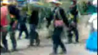MARCAS - ACOBAMBA - HUANCAVELICA  - CARNAVALES DEL DISTRITO DE MARCAS -  2009 - TUSUY MAMAY YAAA
