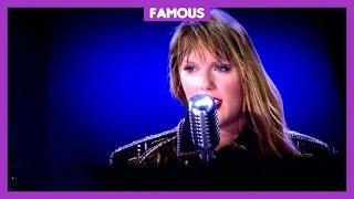 Taylor Swift vertelt tijdens concert over billenknijper