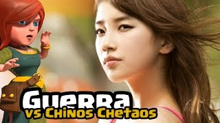Hispania TOP vs Clan Koreano Nivel 6   Clash of Clans