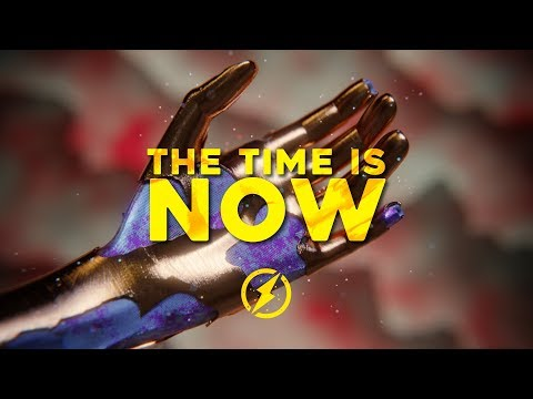 CryJaxx - The Time Is Now (ft.  Benja & Mojo) (Lyrics Video)