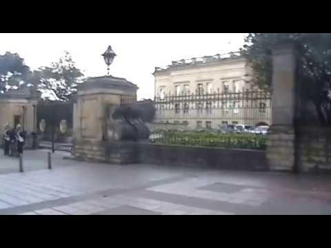 CASA DE NARINO (PRESIDENTIAL HOUSE) BOGOTA, COL BY HUGO