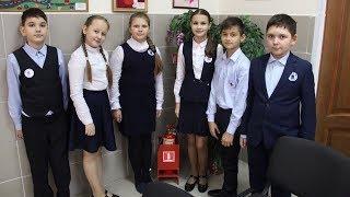 Детские дружины Сургута учат сверстников правильно зажигать