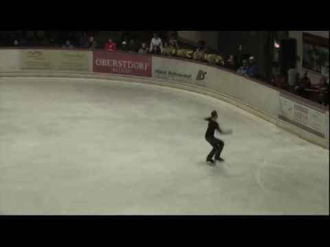 Oberstdorf 2014 - Gold Men I + II Free Skating