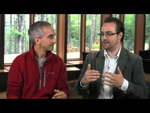 Google's Patrick Pichette and Brent Dance at the Tuck School Discuss Big Data