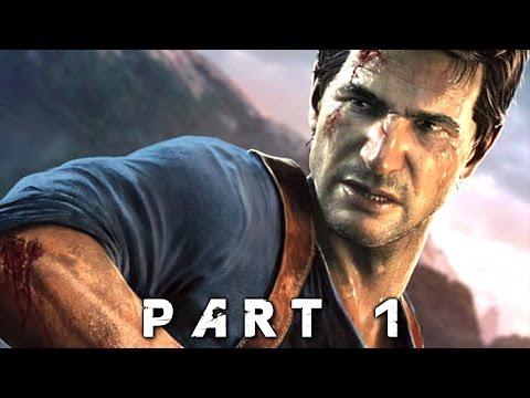 Uncharted 4 A Thief's End Walkthrough Gameplay Part 1 - Treasure (PS4)