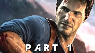Скачать Uncharted 4 A Thief S End Walkthrough Gameplay Part 1 Treasure PS4