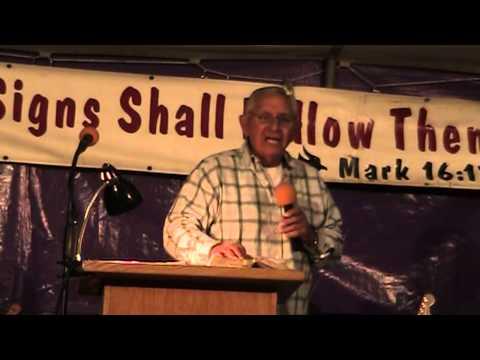 Joe Ferguson Tent Ministry  2014