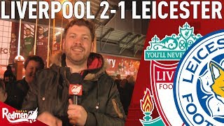 Video Salah Scores 2 To Finish Foxes! | Liverpool v Leicester 2-1 | Paul's Match Reaction download MP3, 3GP, MP4, WEBM, AVI, FLV Januari 2018