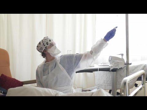 شاهد: بروتوكولات مريرة تساعد الطواقم الطبية الفرنسية على علاج كورونا…  - نشر قبل 15 ساعة