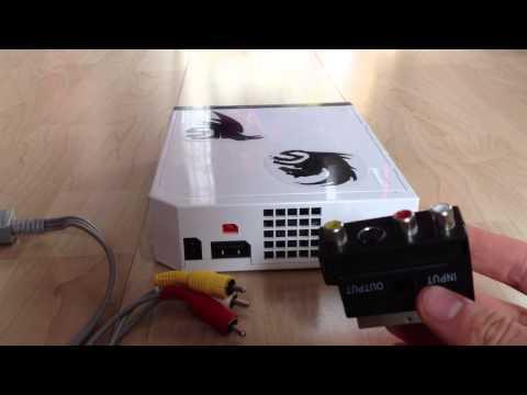 Brancher une Wii sur sa télévision - Installer une Wii