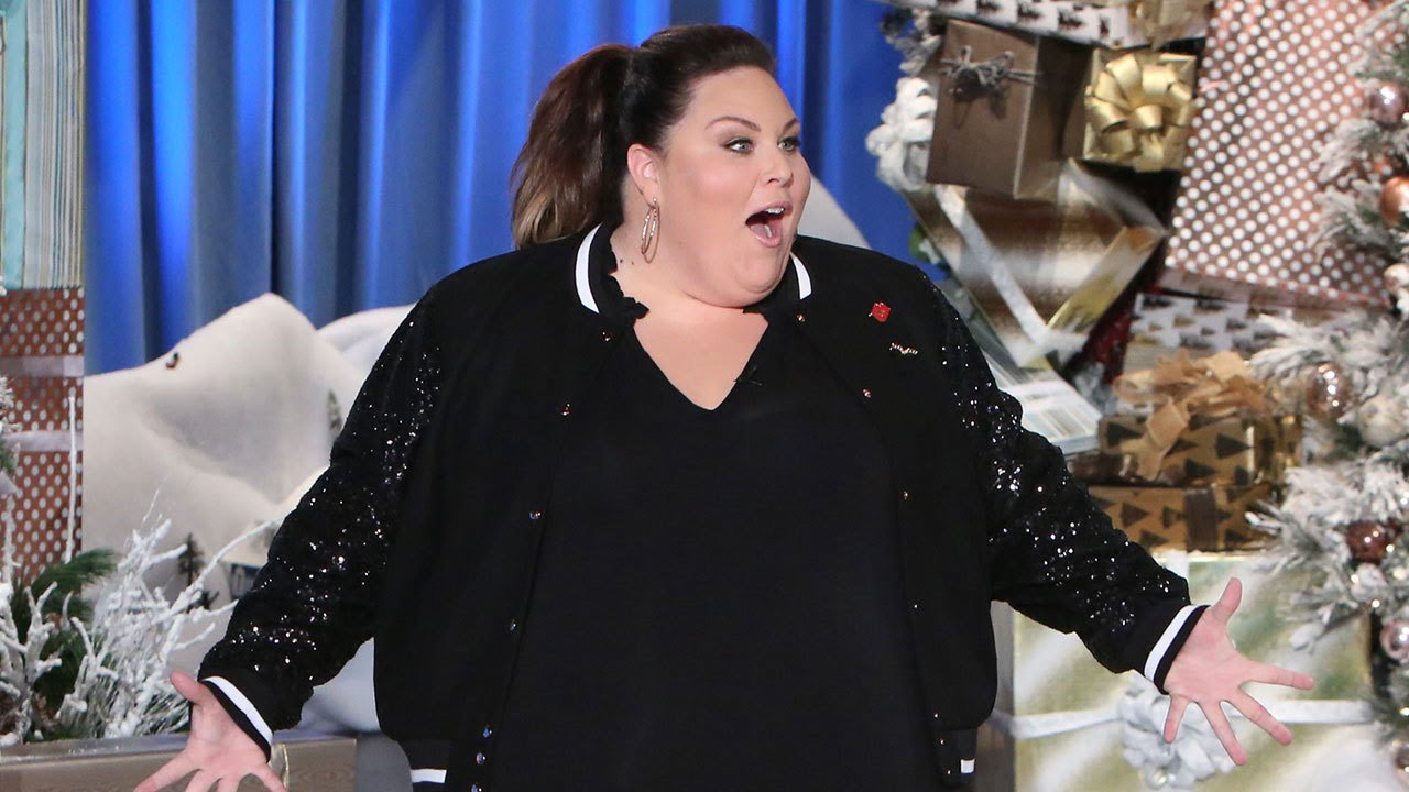 Watch This Is Us Star Chrissy Metz Opens Up About Wearing a Fat Suit video