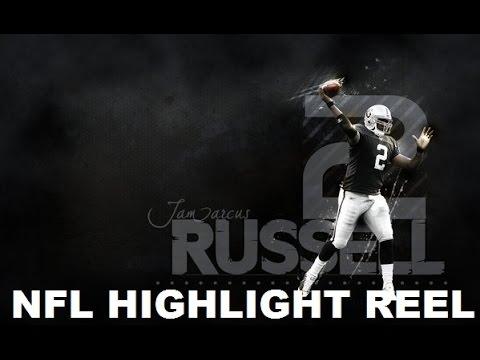 JaMarcus Russell NFL Highlight Reel