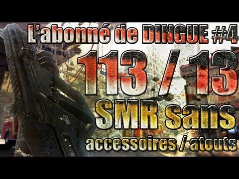 BO2  L'abonné de DINGUE  11313 SMR sans atouts ni accessoires Aftermath 4