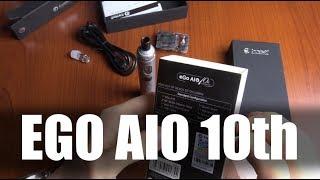 EGO AIO 10th EDITION