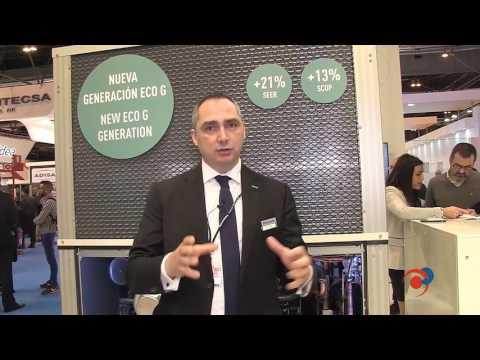Novedades En Aire Acondicionado Doméstico, Comercial E Industrial De Panasonic