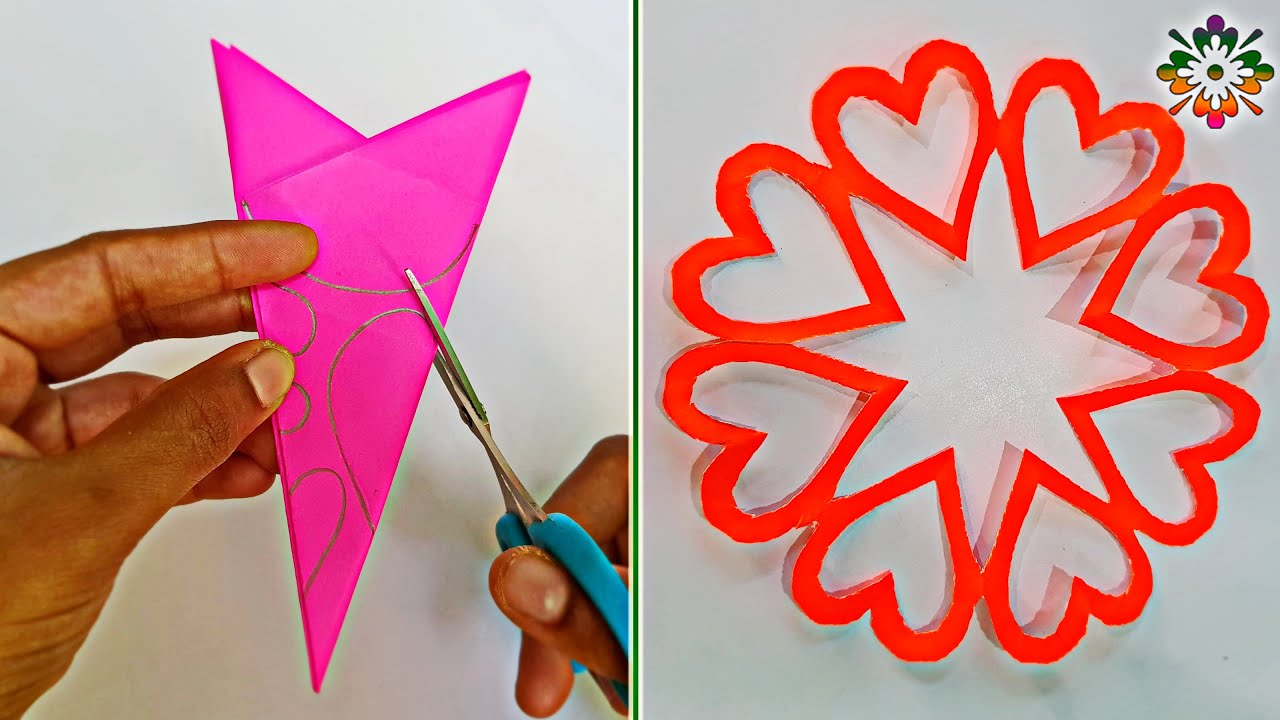 5 Snowflake Ideas For Valentine S Day Decoration Snowflakes Ideas Youtube