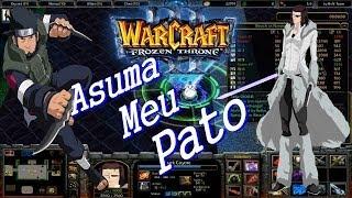 Bleach vs Naruto -  Asuma Meu Pato (Warcraft III)
