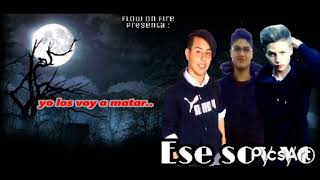 Ese soy yo, [The black angel, Eduar Giga, El negro lapiz] (Flow on fire)