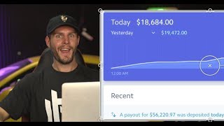 Watch Me Turn $3k Into $18,000 Live