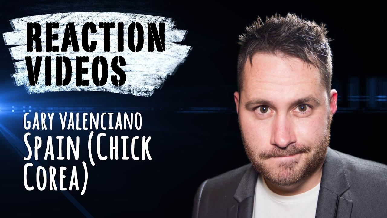 Gary Valenciano covers Spain (Chick Corea) Wish 107 5 | REACTION