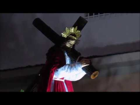 V Via Crucis Jinotega 2018