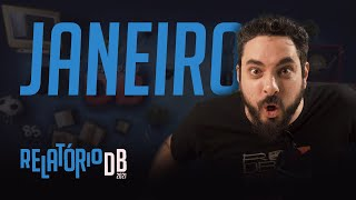 RELATÓRIO DB - JANEIRO 2021