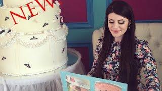 Дневники Невесты: Пробная Прическа и Макияж! ✩  Выбираю Свадебный Торт #Tattocika(, 2016-03-13T18:34:27.000Z)