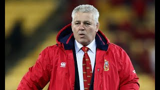 Warren Gatland: Lions players 'know they let an opportunity slip' thumbnail