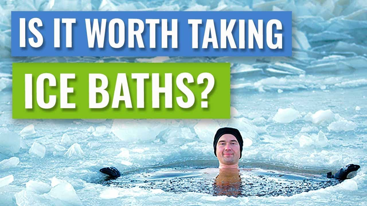 When should you take an Ice Bath? - YouTube