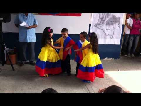 Colombia Tierra Querida Preescolar 2013