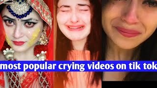 Best Emotional Heart Touching Tiktok Musically Videos || Best Of Sad Songs Collection Video 2019