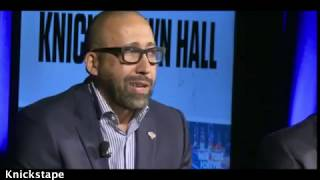 Knicks on Kevin Knox, Frank Ntilikina [Upcoming Season]