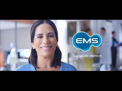 EMS. SUA SAÚDE MERECE - GLORIA PIRES